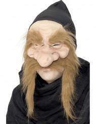 Maschera da vecchio stregone adulto