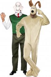 Costume coppia Wallace e Gromit™