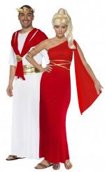 Costumi coppia Romolo e Afrodite