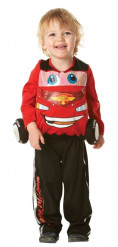 Costume Cars Saetta Mac Queen™ Disney Pixar™ bambino