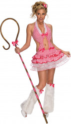 Costume da Pastorella sexy Playboy™ da donna