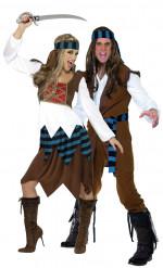 Costume pirati coppia