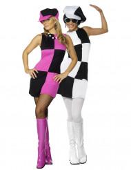 Costume coppia disco donne