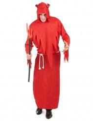 Adulto uomo Spaventoso uomo d/'affari ORIGINALE Morphsuit Costume Vestito