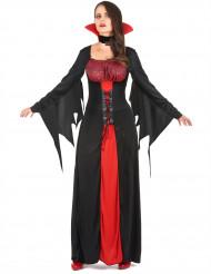 Costume da vampiro donna Halloween