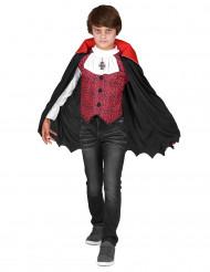 Costume da vampiro per bambino Halloween