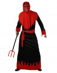 Costume diavolo oscuro uomo Halloween