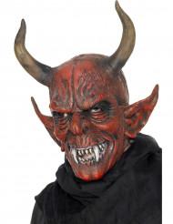 Maschera da demone per adulto -Halloween