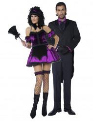 Costumi da coppia di maître d