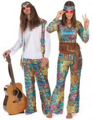 Costumi da hippy figli dei fiori