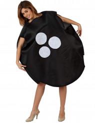 Costume palla da bowling adulti