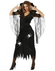 Costume da regina dei ragni Halloween
