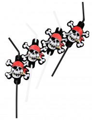 Cannucce flessibili pirata