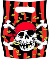 Sacchetti per feste pirata