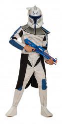 Costume guardia imperiale capitano rex star ragazzo