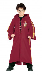 Costume Quidditch Harry Potter™ Deluxe bambino
