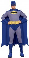 Costume da Batman™ blu per uomo