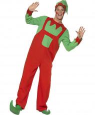 Costume elfo uomo