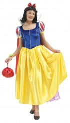 Costume da Bianca Neve™ con borsetta per donna