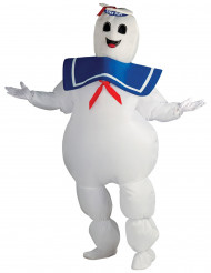 Costume gonfiabile da fantasma di Ghostbusters™ per adulto