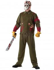 Costume deluxe Jason™ uomo