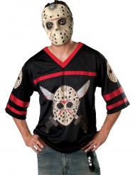 Tshirt e maschera Jason™ adulto