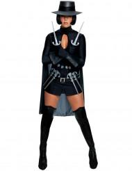 Costume V per Vendetta™ per donna