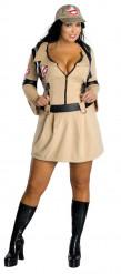 Costume Ghostbusters™ Taglia Grande per donna