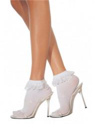 Calzini bianchi donna