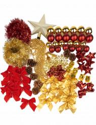 Kit decorazione albero di Natale