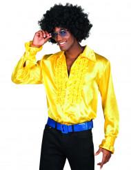 Costume disco giallo da uomo