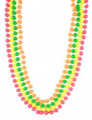 Collane di perle colori acidi