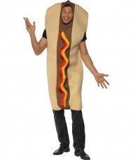 Costume hot dog adulti