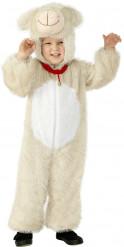 Costume pecorella bambini
