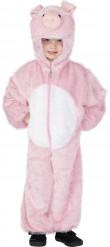 Costume maialino bambini
