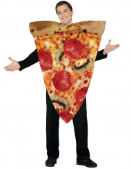 Costume fetta di pizza adulto