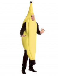 Costume banana adulto