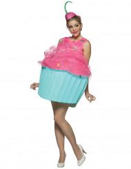 Costume cupcake donna