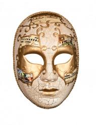 Maschera veneziana donna