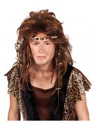 Parrucca uomo preistorico