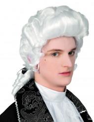 Parrucca barocca uomo