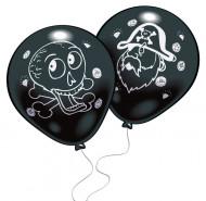 8 palloncini pirati
