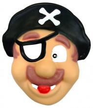 Maschera pirata bambino
