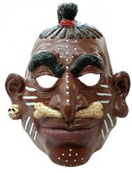 Maschera capo di tribù