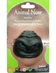 Naso gorilla bambino