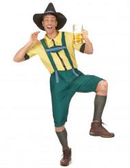 Costume bavarese tradizionale per uomo