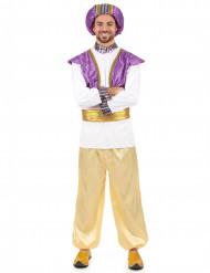 Costume sultano uomo