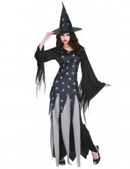 Costume da strega ragno donna Halloween