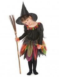 Costume strega bambina Halloween