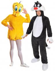 Costume coppia Titti & Silvestro Looney Tunes™